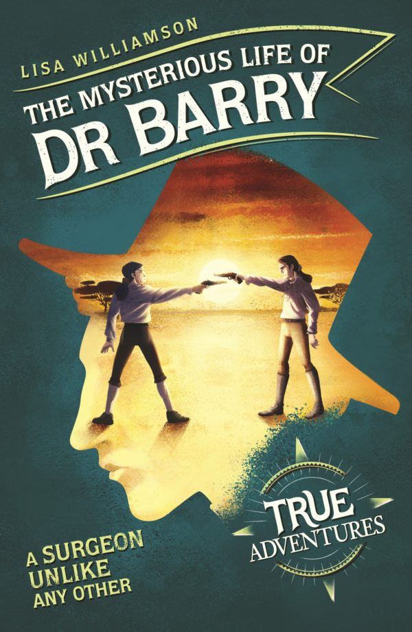 The Mysterious Life of Dr Barry by Lisa Williamson